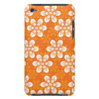 Flowers Pattern iPod Case-Mate Cases