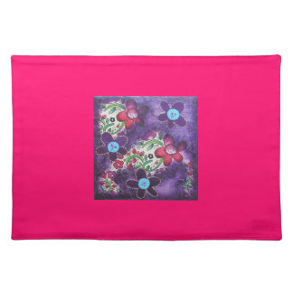 Flowers Placemat