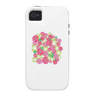 Flowers Plant Case-Mate iPhone 4 Covers