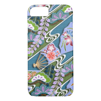 Flowers, plants and fans iPhone 8/7 case