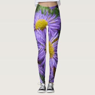 Flowers Rock Leggings