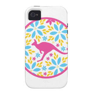 Flowers & Roos iPhone 4 Case