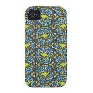Flowers Roos Vibe iPhone 4 Cases