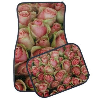 Flowers/roses Car Mat