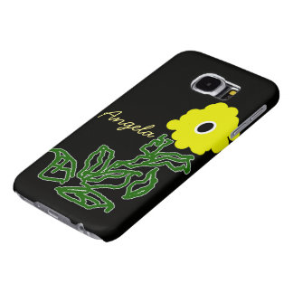 Flowers Samsung Galaxy S6 Cases