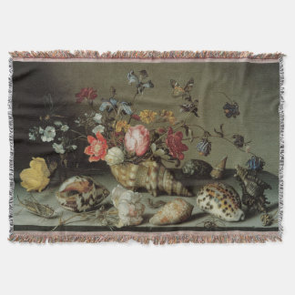 Flowers, Shells and Insects Balthasar van der Ast