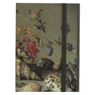 Flowers, Shells and Insects Balthasar van der Ast iPad Cover
