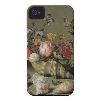 Flowers, Shells and Insects Balthasar van der Ast iPhone 4 Case