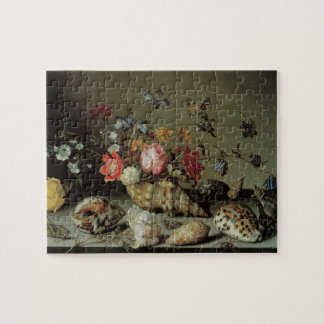 Flowers, Shells and Insects Balthasar van der Ast Puzzle