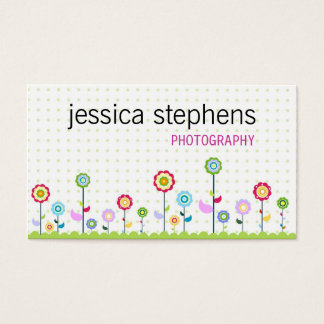 Flowers, simplistic