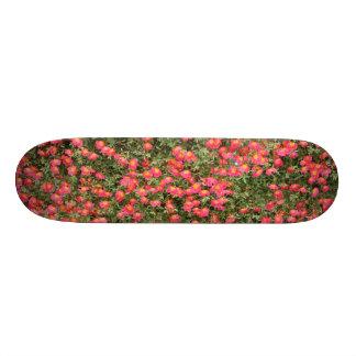 Flowers Skate 21.3 Cm Mini Skateboard Deck