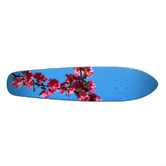 Flowers 18.4 Cm Mini Skateboard Deck