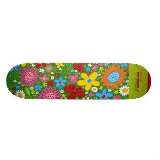 Flowers Skate Boards