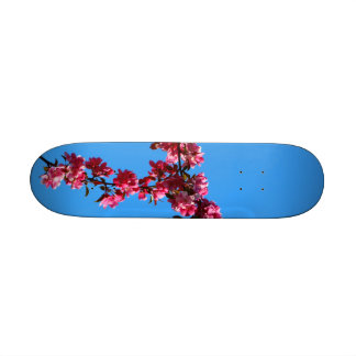 Flowers 21.3 Cm Mini Skateboard Deck