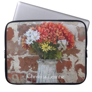 Flowers Sleeve Laptop Sleeves