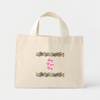 Flowers Canvas Bags