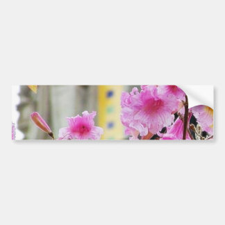Flowers Towers Petals Arches Leaf Leaves Bumper Stickers