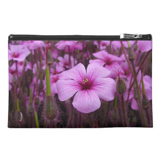 Flowers Travel Accessories Bag