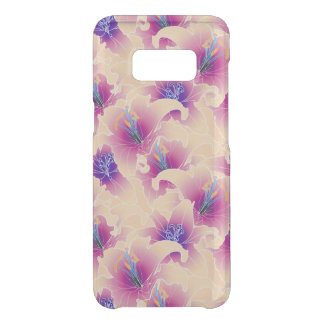 Flowers Uncommon Samsung Galaxy S8 Case