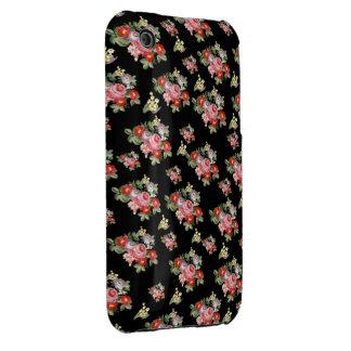 flowers vintage iPhone 3 covers