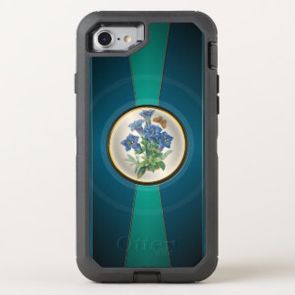 Flowers Vintage. OtterBox Defender iPhone 7 Case