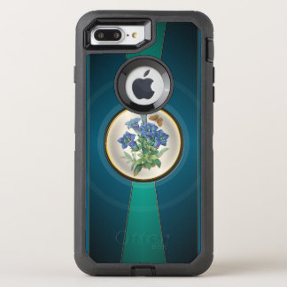 Flowers Vintage. OtterBox Defender iPhone 8 Plus/7 Plus Case