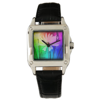 Flowers Watch (Change color in Customize!)