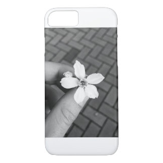 Flowers will fall. iPhone 8/7 case