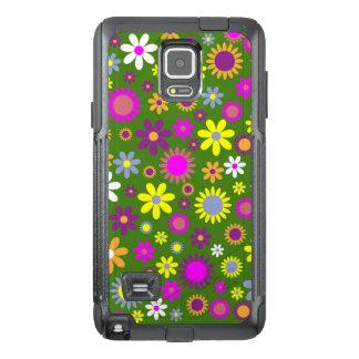 Flowery field pattern OtterBox samsung note 4 case