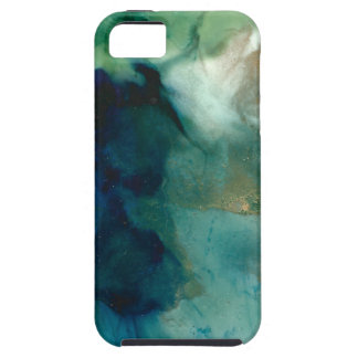Flowing Abstract Design iPhone 5 Cases