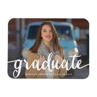 Flowing | Graduation Magnet