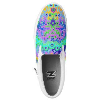 Flowing Life Shoe Design multicolour