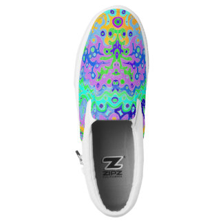 Flowing Life Shoe Design multicolour Printed Shoes