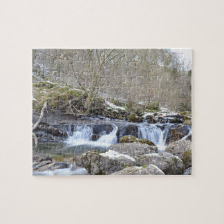 Flowing Water Jigsaw Puzzle