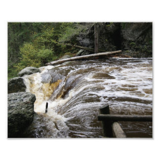 Flowing Waters 10x8 Photographic Print