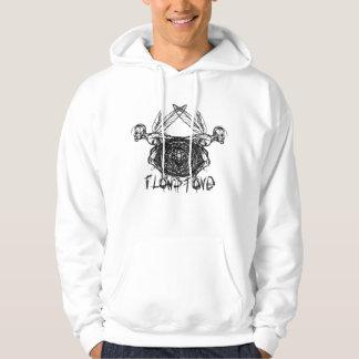 Flowstone Graphics Fairies Logo Hoodie