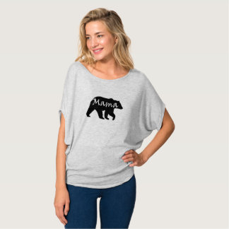 Flowy Mama Bear Shirt