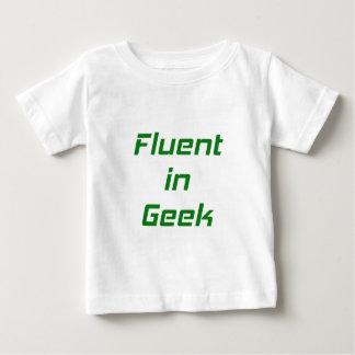 Fluent in Geek Tee Shirts