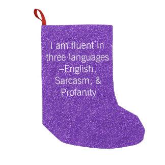 Fluent In Three Languages