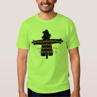 Fluent In Worzelese Tee Shirt