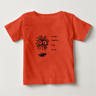 Fluff Design in Motion Baby T-Shirt