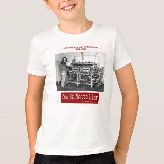 Fluff machine t shirt