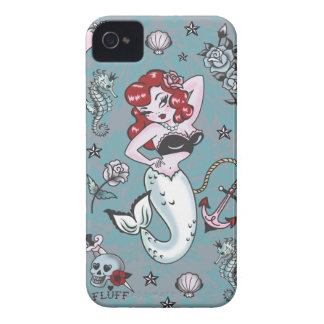 Fluff Molly Mermaid Iphone 4/4S case