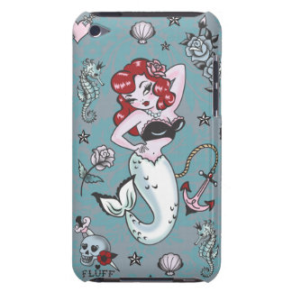 Fluff Molly Mermaid Ipod Touch Case