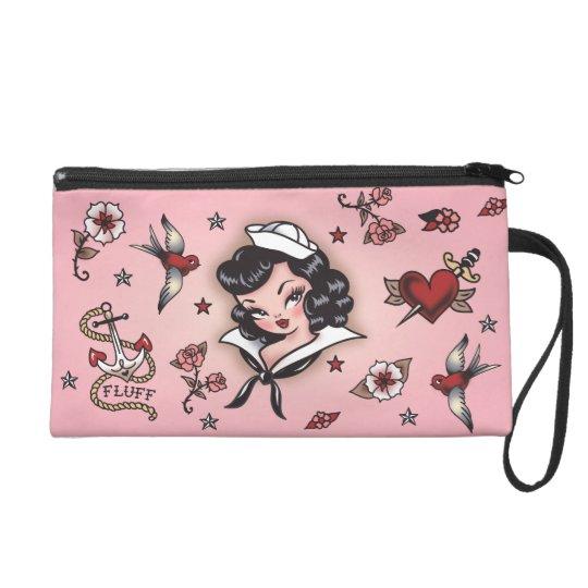 Fluff Suzy Sailor Bag