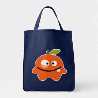 Fluffel orrico the orange tote bag