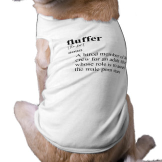 FLUFFER DOG CLOTHING