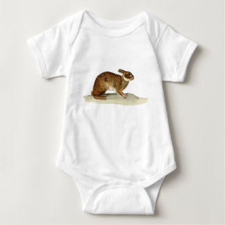 Fluffy Bunny Bodysuit