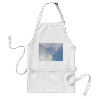 Fluffy Clouds Apron