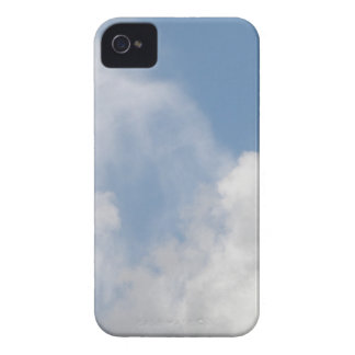 Fluffy Clouds Blackberry Bold Case